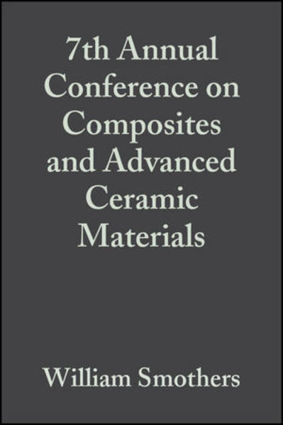 7th Annual Conference on Composites and Advanced Ceramic Materials - Coverbild