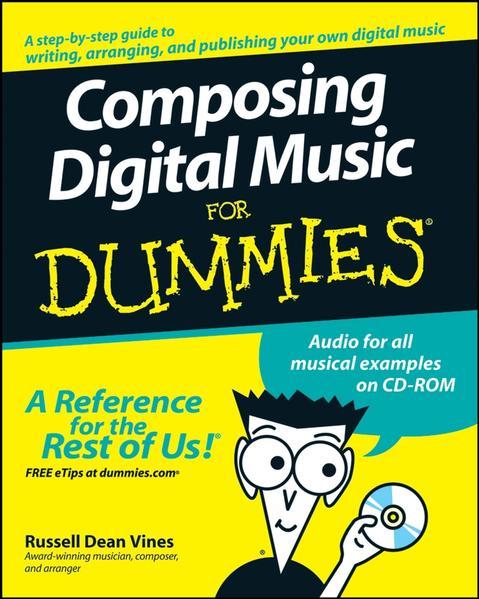 Composing Digital Music For Dummies - Coverbild