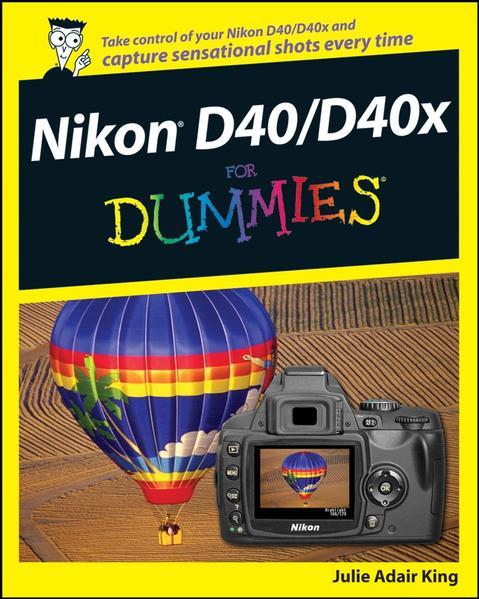 Nikon D40/D40x For Dummies PDF Kostenloser Download