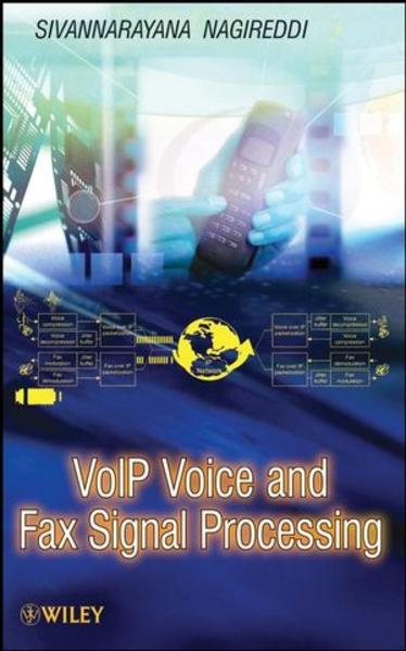 VoIP Voice and Fax Signal Processing - Coverbild