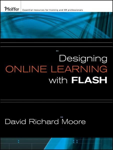 Designing Online Learning with Flash - Coverbild