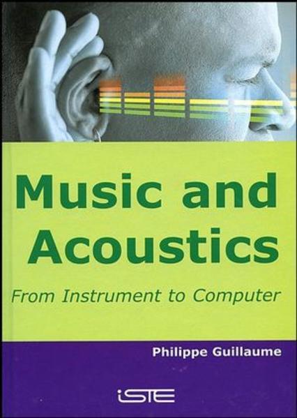 Music and Acoustics - Coverbild