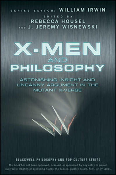 X-Men and Philosophy - Coverbild