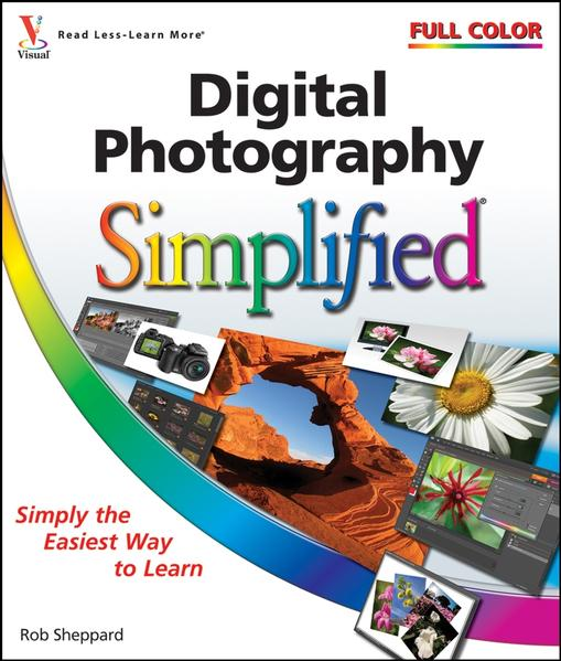 Digital Photography Simplified - Coverbild