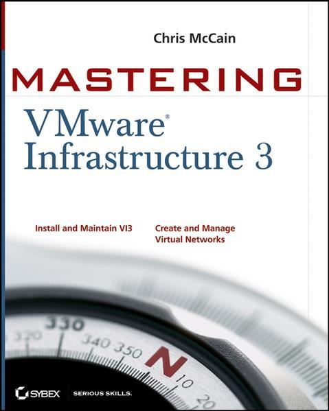 Mastering VMware Infrastructure 3 - Coverbild