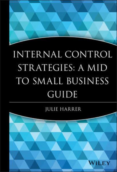 Internal Control Strategies - Coverbild