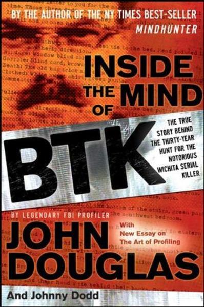 Inside the Mind of BTK - Coverbild