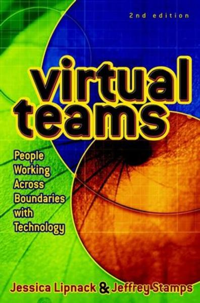 Virtual Teams - Coverbild