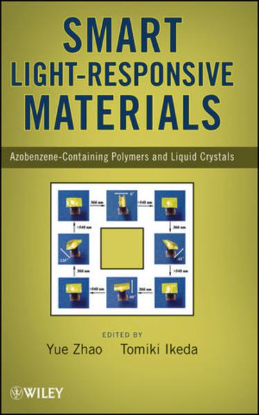 Smart Light-Responsive Materials - Coverbild
