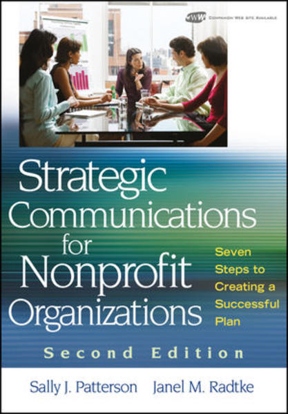 Strategic Communications for Nonprofit Organization - Coverbild