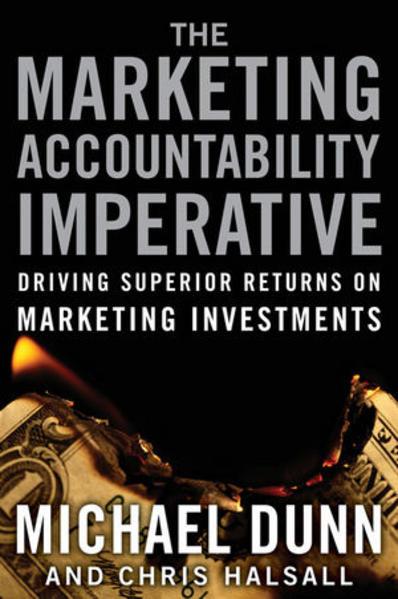 The Marketing Accountability Imperative - Coverbild
