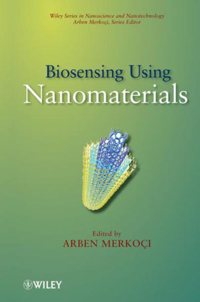 Biosensing Using Nanomaterials - Coverbild
