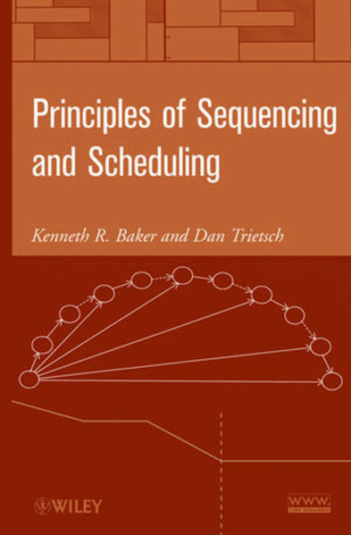 Principles of Sequencing and Scheduling - Coverbild