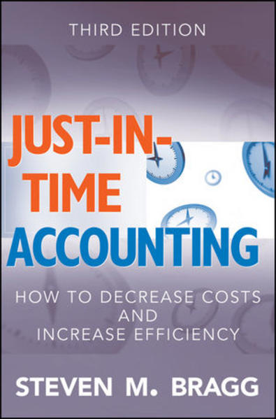 Just-in-Time Accounting - Coverbild