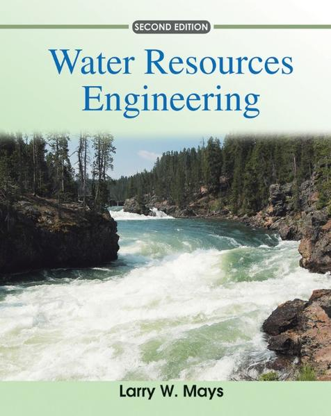 Water Resources Engineering - Coverbild