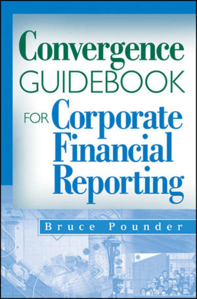 Convergence Guidebook for Corporate Financial Reporting - Coverbild