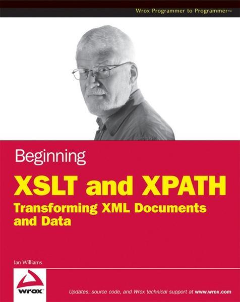 Beginning XSLT and XPath - Coverbild