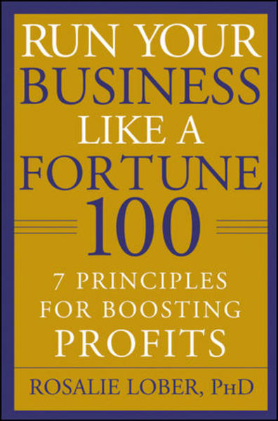 Run Your Business Like a Fortune 100 - Coverbild
