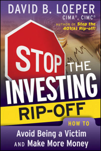Stop the Investing Rip-off - Coverbild