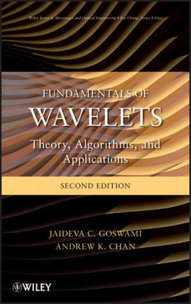 Fundamentals of Wavelets - Coverbild