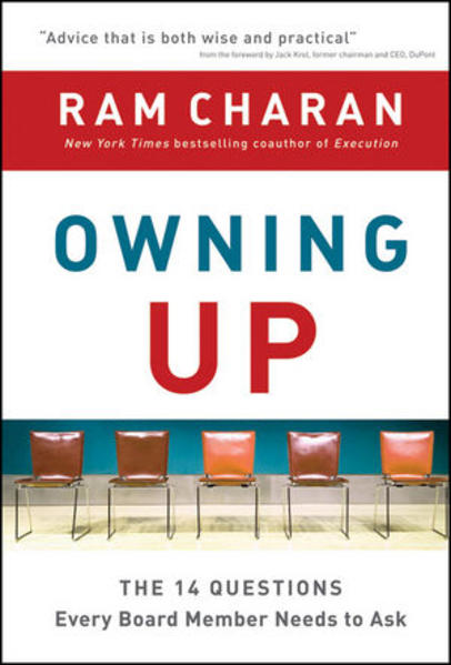 Owning Up - Coverbild