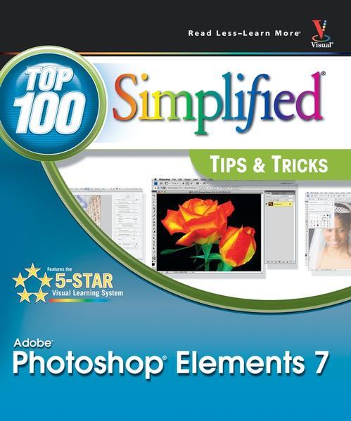 Photoshop Elements 7 - Coverbild