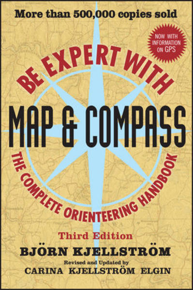 Be Expert with Map and Compass - Coverbild