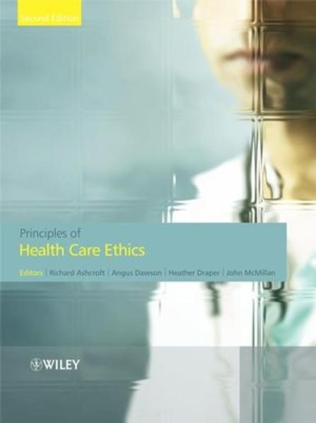 Principles of Health Care Ethics - Coverbild