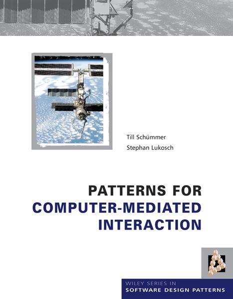 Patterns for Computer-Mediated Interaction - Coverbild
