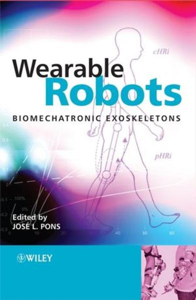 Wearable Robots - Coverbild