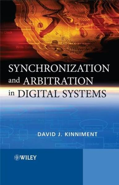 Synchronization and Arbitration in Digital Systems - Coverbild