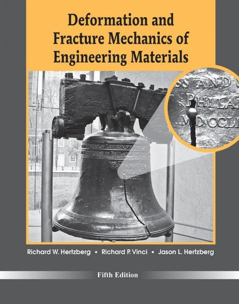 Deformation and Fracture Mechanics of Engineering Materials - Coverbild