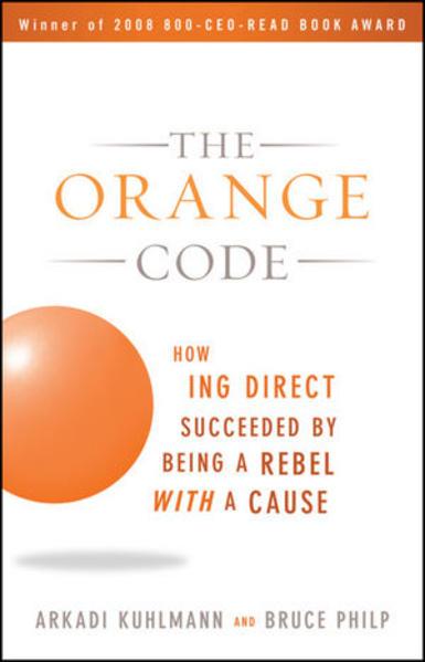The Orange Code - Coverbild