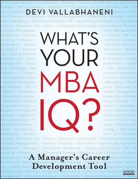 What's Your MBA IQ? - Coverbild