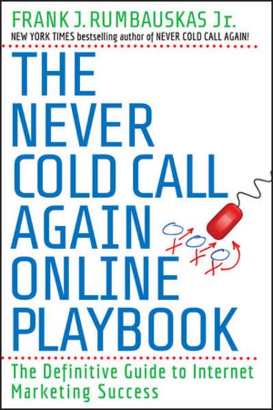 The Never Cold Call Again Online Playbook - Coverbild