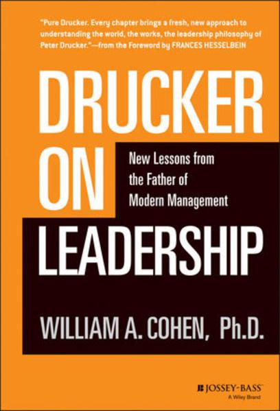 Drucker on Leadership - Coverbild