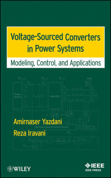 Voltage-Sourced Converters in Power Systems - Coverbild