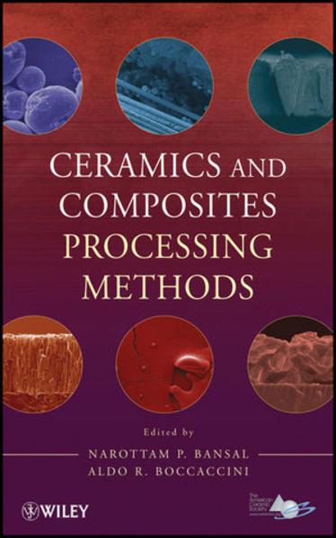 Ceramics and Composites Processing Methods - Coverbild