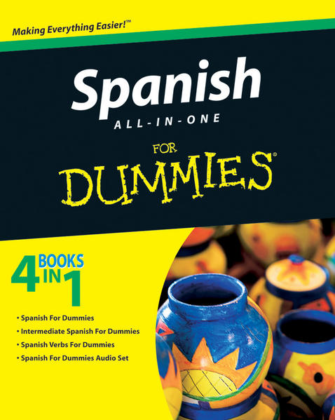 Spanish All-in-One For Dummies - Coverbild