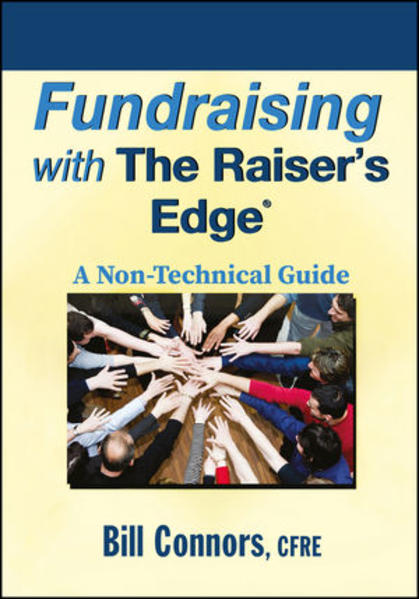 Fundraising with The Raiser's Edge - Coverbild