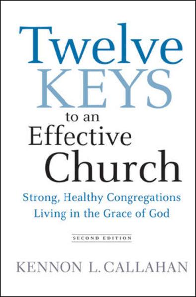 Twelve Keys to an Effective Church - Coverbild