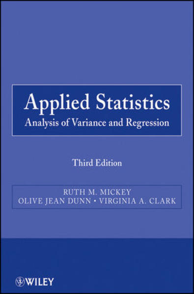 Applied Statistics - Coverbild