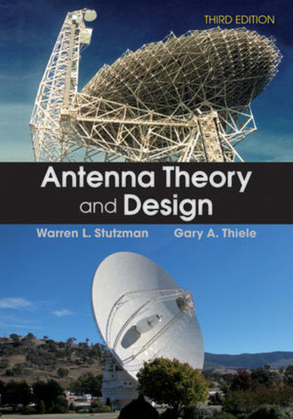 Antenna Theory and Design - Coverbild