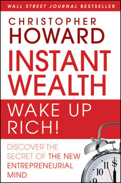 Instant Wealth Wake Up Rich! - Coverbild