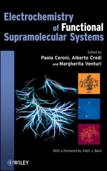 Electrochemistry of Functional Supramolecular Systems - Coverbild