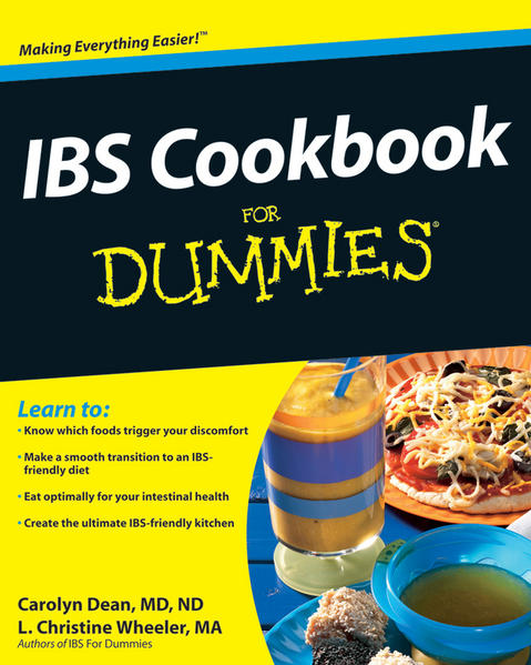 IBS Cookbook For Dummies - Coverbild