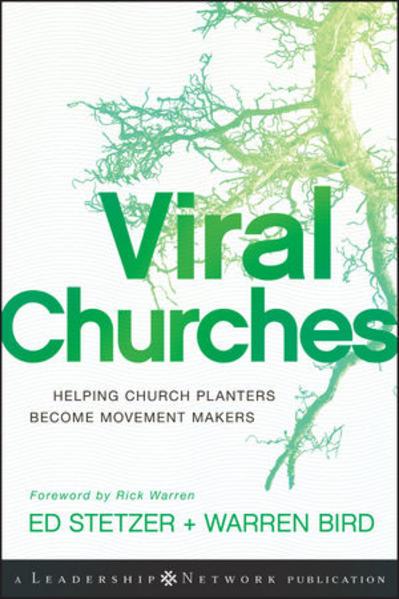 Viral Churches - Coverbild