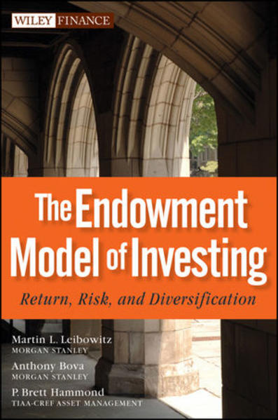 The Endowment Model of Investing - Coverbild