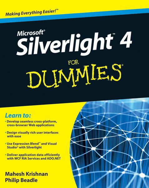 Microsoft Silverlight 4 For Dummies - Coverbild