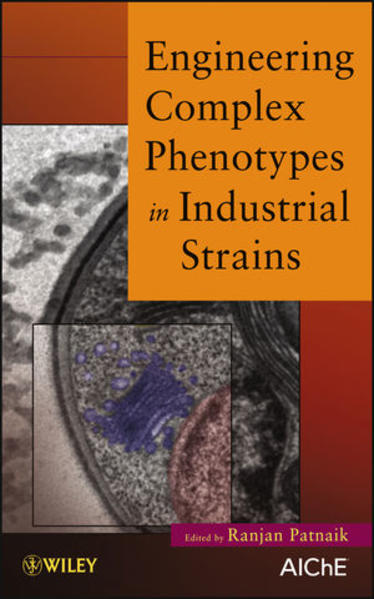 Engineering Complex Phenotypes in Industrial Strains - Coverbild